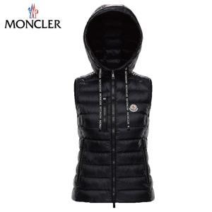 MONCLER モンクレール SUCRETTE gilet ダウンベスト レディース ブラック 2019-2020年秋冬新作|fashionplate-fsp