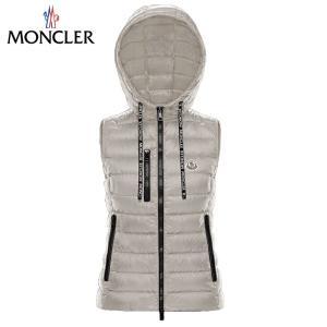 MONCLER モンクレール SUCRETTE gilet ダウンベスト レディース Ivory アイボリー 2019-2020年秋冬新作|fashionplate-fsp