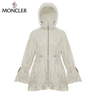 MONCLER モンクレール BRAZZAVILLE ジャケット ポリエステル レディース Ivory アイボリー 2019-2020年秋冬新作|fashionplate-fsp