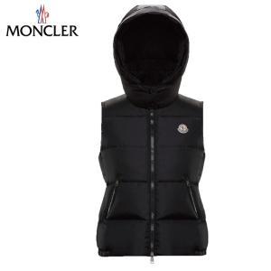 MONCLER モンクレール GALLINULE gilet ダウンベスト レディース ブラック 2019-2020年秋冬新作|fashionplate-fsp