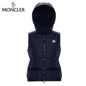MONCLER モンクレール GALLINULE gilet ダウンベスト レディース ダークブルー 2019-2020年秋冬新作|fashionplate-fsp