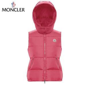 MONCLER モンクレール GALLINULE gilet ダウンベスト レディース Fuchsia 2019-2020年秋冬新作|fashionplate-fsp