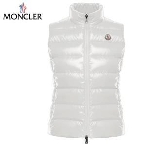 MONCLER モンクレール GHANY ガーニー gilet ダウンベスト レディース Blanc ホワイト 2019-2020年秋冬新作|fashionplate-fsp