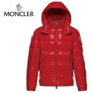 MONCLER モンクレール メンズ ダウンジャケット MAYA(マヤ) レッド 2019-2020年秋冬新作【送料無料】|fashionplate-fsp