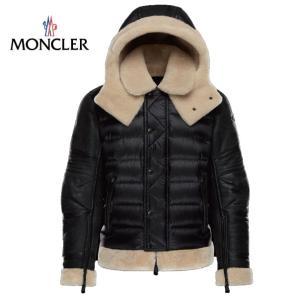 MONCLER モンクレール 2017-2018年秋冬新作 TANCREDE(タンクレッド) ブラック ジャケット メンズ ジャケット プレミア 高級|fashionplate-fsp
