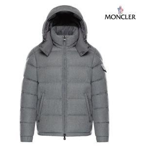 【Size1】MONCLER MONTGENEVRE Light Grey Mens 2019AW モンクレール モンジュネーブル ライトグレー メンズ ダウンジャケット 2019-2020年秋冬 fashionplate-fsp