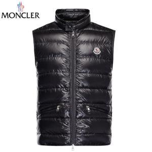 MONCLER モンクレール 2019-2020年秋冬 GUI ダウンベスト ブラック|fashionplate-fsp