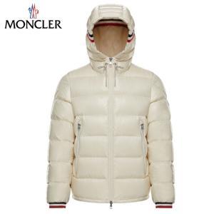 MONCLER モンクレール ALBERIC アルベリック ダウンジャケット メンズ アイボリー 2018-2019年秋冬新作|fashionplate-fsp