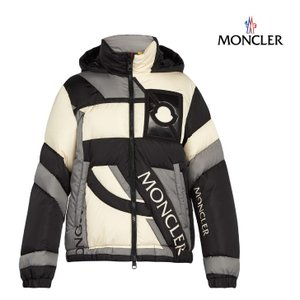 MONCLER モンクレール 5 MONCLER CRAIG GREEN Plunger hooded down-filled jacket ジャケット メンズ ブラック 2018-2019年秋冬新作|fashionplate-fsp