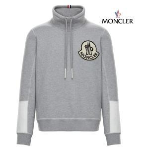 MONCLER モンクレール SWEAT HOODIE スウェット パーカー Mens メンズ Gray グレー 2018-2019年秋冬|fashionplate-fsp