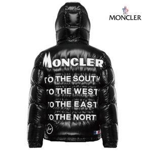 MONCLER モンクレール 2018-2019年秋冬新作 メンズ MAKINNON マキノン ブラック ダウンジャケット|fashionplate-fsp