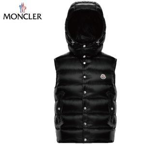 MONCLER モンクレール BILLECART ダウンベスト メンズ Black ブラック 2019-2020年秋冬|fashionplate-fsp