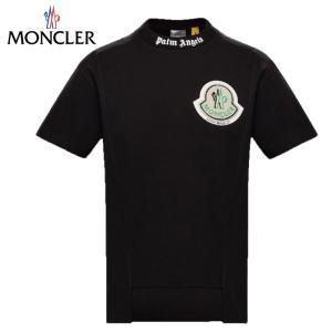 MONCLER モンクレール 8 MONCLER PALM ANGELS T-SHIRT Tシャツ Multi color ブラック メンズ 2019年春夏 fashionplate-fsp
