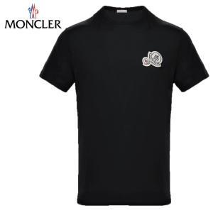 MONCLER モンクレール T-SHIRT Tシャツ Noir ブラック メンズ 2019-2020年秋冬|fashionplate-fsp