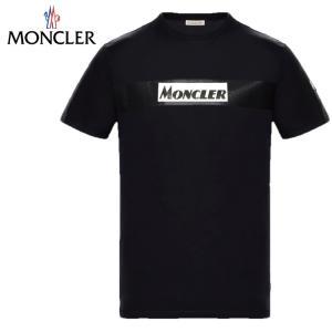 MONCLER モンクレール T-SHIRT Tシャツ Noir ブラック メンズ 2019-2020年秋冬 fashionplate-fsp