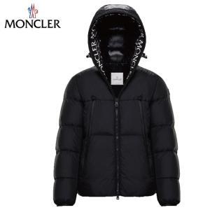 【Size7】MONCLER MONTCLA Black Noir Mens Down Jacket 2019AW モンクレール モンクラ ダウンジャケット メンズ ブラック 2019-2020年秋冬 fashionplate-fsp