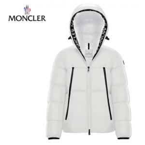 MONCLER MONTCLA White Blanc Mens Down Jacket 2019AW モンクレール モンクラ ダウンジャケット メンズ ホワイト 2019-2020年秋冬|fashionplate-fsp
