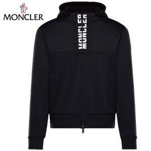 MONCLER モンクレール カーディガン パーカー メンズ ブラック 2019-2020年秋冬 2019AW|fashionplate-fsp
