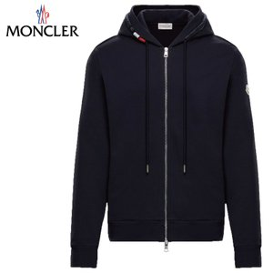 MONCLER モンクレール カーディガン パーカー メンズ ダークブルー 2019-2020年秋冬 2019AW|fashionplate-fsp