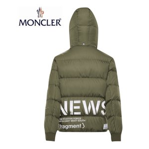 7 MONCLER モンクレール 2019-2020年秋冬新作 メンズ FRAGMENT【HIROSHI FUJIWARA】フジワラ ヒロシ ダウンジャケット FALCON Militarygreen|fashionplate-fsp