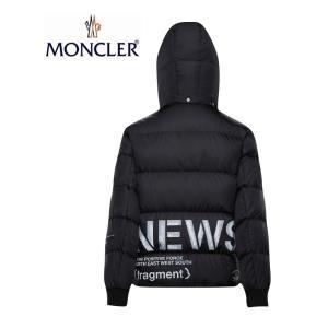 【海外限定カラー】7 MONCLER モンクレール 2019-2020年秋冬新作 メンズ FRAGMENT【HIROSHI FUJIWARA】フジワラ ヒロシ ダウンジャケット FALCON Black ブラック|fashionplate-fsp