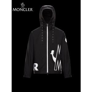 MONCLER MYTHOS Black Mens Jacket 2020SS モンクレール ブラック メンズ ジャケット ブルゾン 2020年春夏新作|fashionplate-fsp