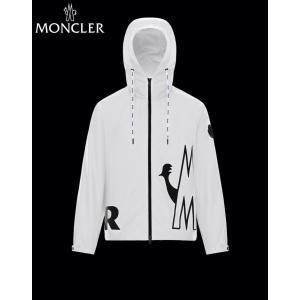 MONCLER MYTHOS White Mens Jacket 2020SS モンクレール ホワイト メンズ ジャケット ブルゾン 2020年春夏新作|fashionplate-fsp