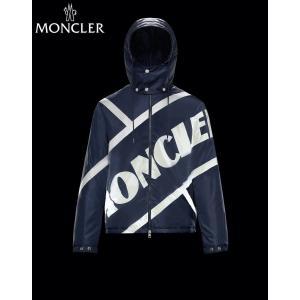 【海外限定・国内未入荷カラー】MONCLER BERT Dark Blue Mens Jacket 2020SS モンクレール ダークブルー メンズ ジャケット ブルゾン 2020年春夏新作|fashionplate-fsp