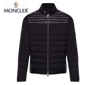 【海外限定・日本未入荷モデル】MONCLER CYR Black Mens Down Jacket Outer 2020SS モンクレール ブラック メンズ ダウンジャケット アウター 2020年春夏|fashionplate-fsp