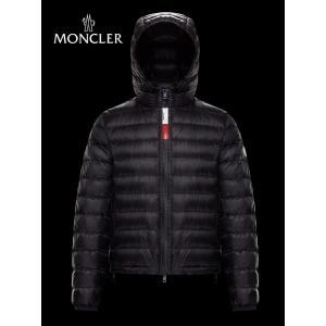 MONCLER ROOK Black Mens Down Jacket Outer 2020SS モンクレール ブラック メンズ ダウン ジャケット アウター ブルゾン 2020年春夏新作|fashionplate-fsp