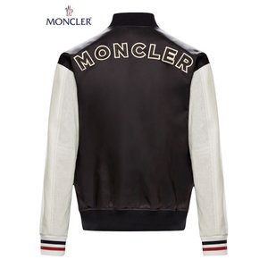 MONCLER COUESNON Black Noir Mens Jacket Outer 2020SS モンクレール ブラック メンズ ブルゾン ジャケット アウター 2020年春夏新作|fashionplate-fsp