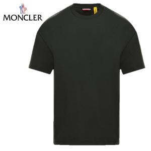 MONCLER 2 MONCLER 1952 T-SHIRT 2020SS モンクレール ブラック メンズ Tシャツ 2020年春夏新作 fashionplate-fsp