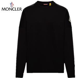 MONCLER 2 MONCLER 1952 T-SHIRT 2020SS モンクレール ブラック black Tシャツ 長袖 2020年春夏新作 fashionplate-fsp