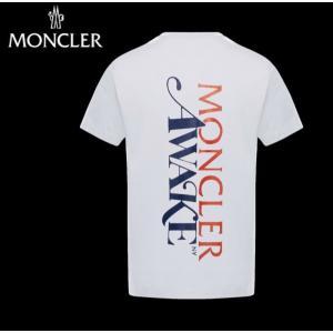2 MONCLER 1952 GENIUS Awake T-SHIRT Blanc White Mens 2020SS モンクレール ジーニアス アウェイク Tシャツ ホワイト メンズ 2020年春夏新作 fashionplate-fsp