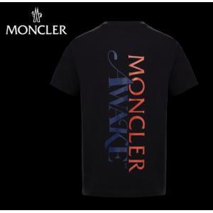 2 MONCLER 1952 GENIUS Awake T-SHIRT Noir Black Mens 2020SS モンクレール ジーニアス アウェイク Tシャツ ブラック メンズ 2020年春夏新作 fashionplate-fsp