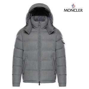 MONCLER MONTGENEVRE Light Grey Mens 2019AW モンクレール モンジュネーブル ライトグレー メンズ ダウンジャケット 2019-2020年秋冬 fashionplate-fsp