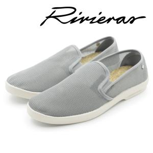 Rivieras リビエラ Recif Gris グレー スリッポン メンズ レディース 2019年...