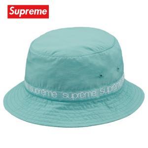Supreme 2018年春夏 Tonal Taping Crusher ハット 帽子 パールグリーン fashionplate-fsp