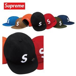 Supreme シュプリーム Cordura S Logo 6 Panel 帽子 キャップ 2018-2019年秋冬|fashionplate-fsp