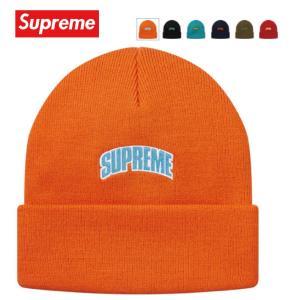 Supreme シュプリーム Crown Logo Beanie 帽子 ニット 2018-2019年秋冬|fashionplate-fsp