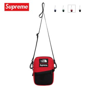 Supreme シュプリーム The North Face Leather Shoulder Bag バッグ 2018-2019年秋冬|fashionplate-fsp