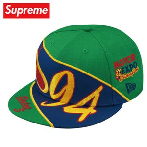 Supreme シュプリーム Racing New Era キャップ 帽子 green グリーン 2019年春夏|fashionplate-fsp