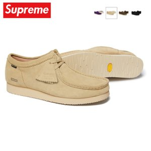 Supreme シュプリーム Clarks Originals GORE-TEX Wallabee シューズ スエード 4カラー 2019-2020年秋冬|fashionplate-fsp