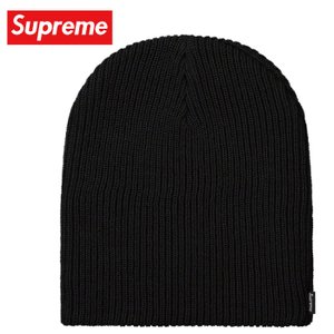 Supreme シュプリーム Basic Beanie ニット ビーニー 帽子 Black ブラック 2019-2020年秋冬|fashionplate-fsp
