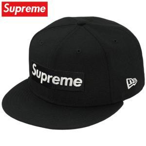 Supreme シュプリーム $1M Metallic Box Logo New Era キャップ ...
