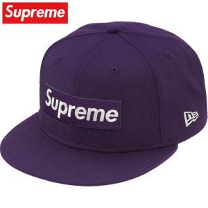 Supreme シュプリーム $1M Metallic Box Logo New Era キャップ 帽子 パープル 2020SS 2020年春夏|fashionplate-fsp