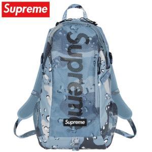 Supreme シュプリーム Backpack リュック バッグ Blue Chocolate Ch...