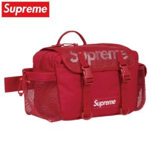 Supreme シュプリーム Waist Bag ウエスト バッグ ダークレッド 2020年春夏 2...