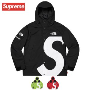 【3colors】Supreme×The North Face S Logo Mountain Ja...