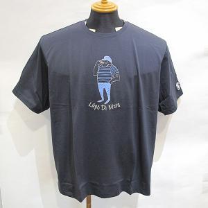 カラー:ネイビー 本体素材:綿100%  シナコバ SINACOVA メンズ ファッション マリンテ...